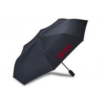 VW Original Regenschirm GTI vollautomatisch 5GB087602 Taschenschirm Umbrella