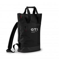 VW GTI Rucksack Tasche Schwarz Backpack 5HV087327