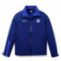 VW Herren Softshelljacke Motorsport Lapiz Blue S M L XL XXL XXXL Jacke Softshell Original