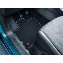 Volkswagen Original Premium Textilfussmatten VW Touran II ab 2015 vorn hinten Satz