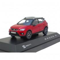 Seat Arona FR 1:43 Desire Red 6H1099300 HBQ Modellauto Miniatur