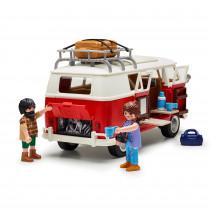 VW Playmobil Bulli Blau Spielzeugauto Playmobil T1 Camping Bus 7E9087511A