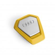 Audi Singleframe Duftspender gelb belebend
