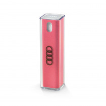 Audi 2 in 1 Displayreiniger Pink