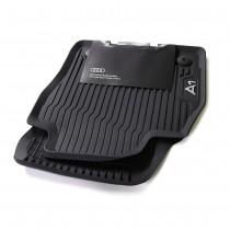 Audi A1 GB Sportback Allwetterfussmatten vorn 2-tlg. Gummifussmatten Gummimatten Original Fußmatten Matten Gummi 82B061501