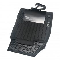 Audi Q4 e-tron Allwetterfußmatten vorn 89B061501 041 Gummimatten Gummi Fußmatten Fussmatten