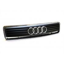 Audi Original A2 8Z Kühlergrill 8Z0853667F 3FZ Frontgrill Grill Chrom Schwarz