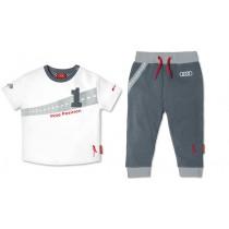 Audi Sport Baby Kinder Set T-Shirt Hose