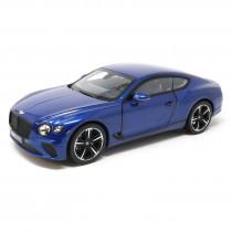 Bentley Continental GT Sequin Blue 1:18 Norev 182787 1/18 Modellauto Blau Minatur