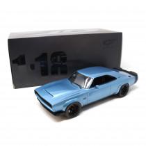 Dodge Super Charger Sema Concept 1:18 Modellauto Blau Poly Blue Miniatur 1/18 GT Spirit GT841