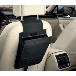 VW Original Abfalltasche Clean Solution für die Rückenlehne