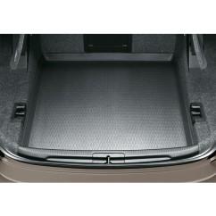 VW Original Gepäckraumeinlage Eos 1Q0061160 Ladefläche Gepäckraummatte Wanne