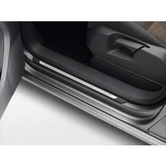VW Original Einstiegsleisten Edelstahl Touran 4er Satz 1T0071303 Leisten