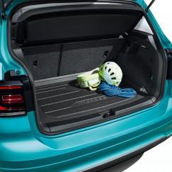 VW T-Cross Gepäckraumeinlage 2GM061160 variablen Ladeboden Schutz Einlage Kofferraum Original