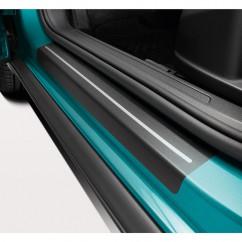 VW T-Cross Einstiegsleisten Schutzfolie 2GM071310 vorn hinten 4 tlg. Satz Einstiegsleistenschutzfolie
