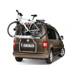 VW Original Fahrradträger für Heckklappe Caddy 2K0071104A Heckträger 3xFahrrad