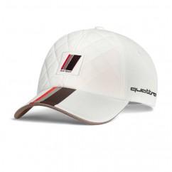 Audi Baseballcap Heritage 3131800600 offwhite Cap Kappe Mütze Hut Basecap