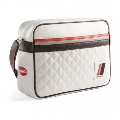 Audi heritage Messenger Bag 3151800800 Schultertasche Tasche Umhängetasche Original