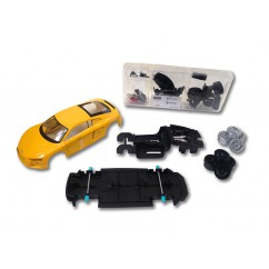 Audi R8 V10 plus Coupe 1:24 Vegasgelb Bausatz 3201600300