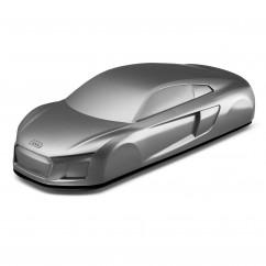 Audi Sport Funk PC Maus Touch R8 3291500900 dunkelgrau USB Funkmaus Original