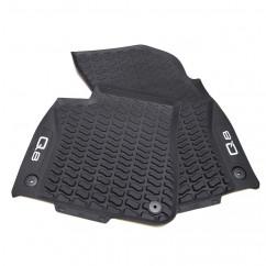 Audi Q8 Allwetterfußmatten vorn 4M8061501 041 Gummimatten Gummi Fußmatten Matten Fußmatten Fussmatten