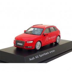 Audi A3 8V Sportback e-tron 1:43 Misanorot
