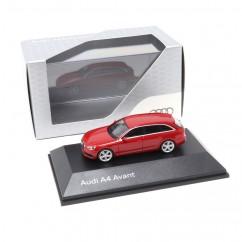 Audi A4 Avant 1:87 Tangorot 5011504212 Modellauto Miniatur Rot Herpa Original