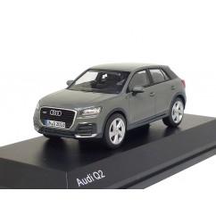 Audi Q2 1:43 Quantumgrau 5011602633 Modellauto 2016 iScale Grau