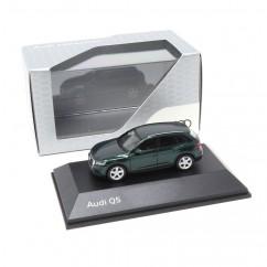 Audi Q5 1:87 Azorengrün 5011605621 Modellauto Miniatur Grün Herpa Original