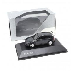 Audi Q5 1:87 Manhattangrau 5011605622 Modellauto Miniatur Grau Herpa Original