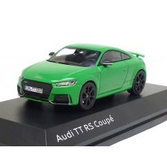 Audi TT RS 8S Coupé 1:43 Grün 5011610432 Modellauto iScale