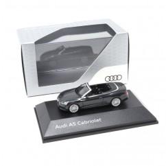 Audi A5 Cabriolet 1:87 Manhattangrau 5011705322 Modellauto Miniatur Grau Herpa Original