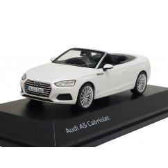 Audi A5 Cabriolet 1:43 Tofanaweiß 5011705332 Modellauto Minimax
