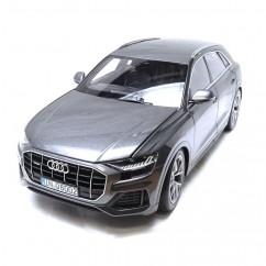 Audi Q8 1:18 Samuraigrau 5011708651 Modellauto Miniatur Norev Grau
