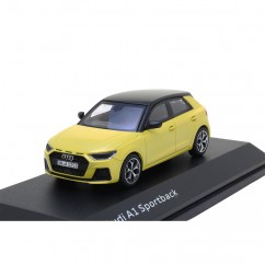 Audi A1 Sportback GB Phytongelb 1:43 Modellauto 5011801032 Miniatur Gelb Yellow