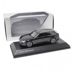 Audi A6 C8 Avant Vesuvgrau 1:43 Modellauto 5011806232 Miniatur Grau Grey Original iScale GmbH