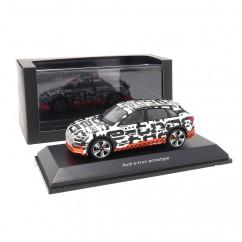 Audi e-tron Prototype 1:43 Modellauto 5011820633 Miniatur Weiß Schwarz e tron Original