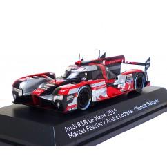 Audi R18 RP6 Le Mans 2016 1:43 Nr. 7 5021600231 Modellauto Fässler Lotterer Treluye