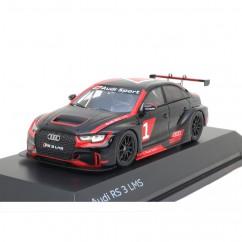 Audi RS 3 LMS 1:43 warpaint