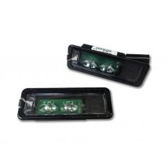 VW Original LED Kennzeichenbeleuchtung 5G0052110 Nachrüstung Kennzeichenleuchten