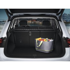 VW Original Gittertrennwand Tiguan MQB 5NA017221 Trenngitter Gepäckgitter