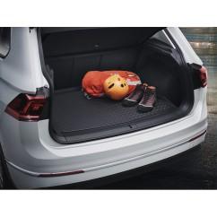 VW Original Gepäckraumeinlage Tiguan MQB ab 2016 variablem Ladeboden 5NA061160
