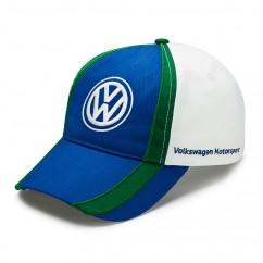 VW Motorsport Baseballcap 5NG084300A Mütze Hut Kappe Capi Basecap Zubehör