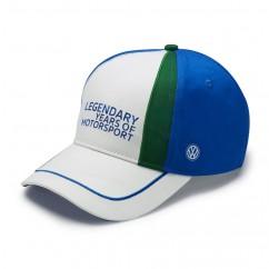 VW Motorsport Baseballcap 5NG084300B Mütze Hut Kappe Capi Basecap Zubehör