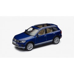 VW Touareg 7P Facelift 1:43 Reef Blue Metallic (B-Ware)