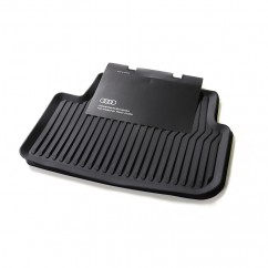 Audi A1 GB Sportback Allwetterfussmatten hinten 2-tlg. Gummifussmatten Matten Original Fußmatten Gummimatten 82A061511