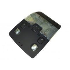 Audi Original A3 A4 Innenleuchte 8E0947135D 6PS schwarz Leseleuchte Ambiente LED