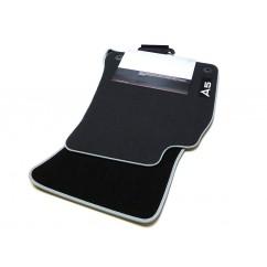Audi Original A5 8T Textilfußmatten Premium vorn 8T1061270 MNO Stoffmatten Velours Matten