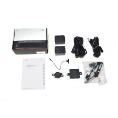 Audi Original A3 Q2 Einparkhilfe vorn 8V0054630C PDC Parkdistanzkontrolle Set
