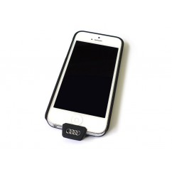 Audi Original iPhone 5 5S SE Wireless Ladehülle 8W0051435A Qi fähig Cover Schale